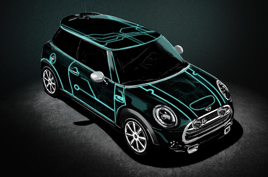 Mini to bring fan-art concept to New York motor show