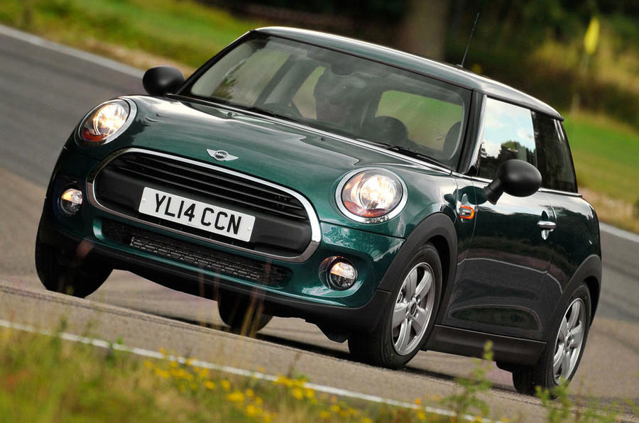 Mini One D 15 Litre Diesel First Drive