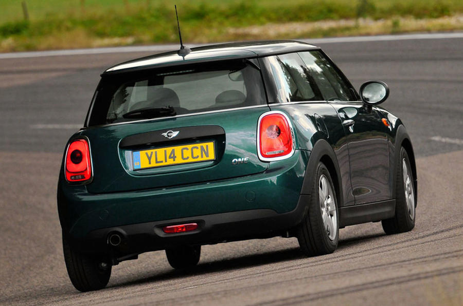 Mini One D first drive review