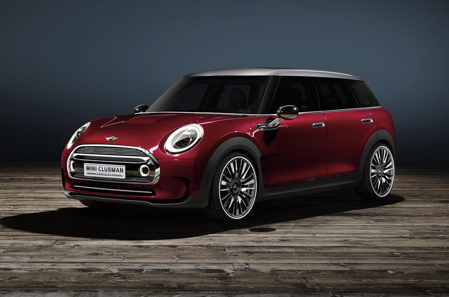 2015 mini clubman latest plus clubman cooper s test. Black Bedroom Furniture Sets. Home Design Ideas