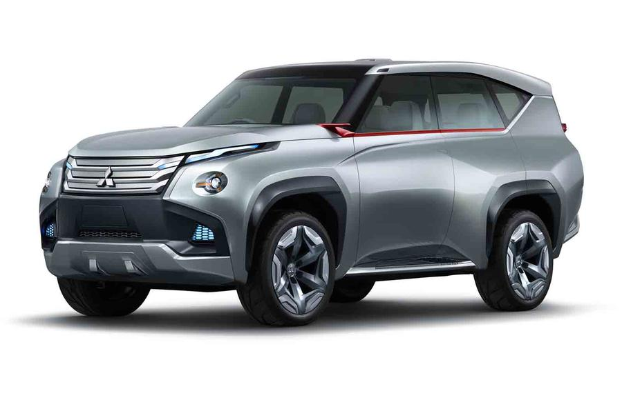 Mitsubishi reveals new SUV and MPV concepts