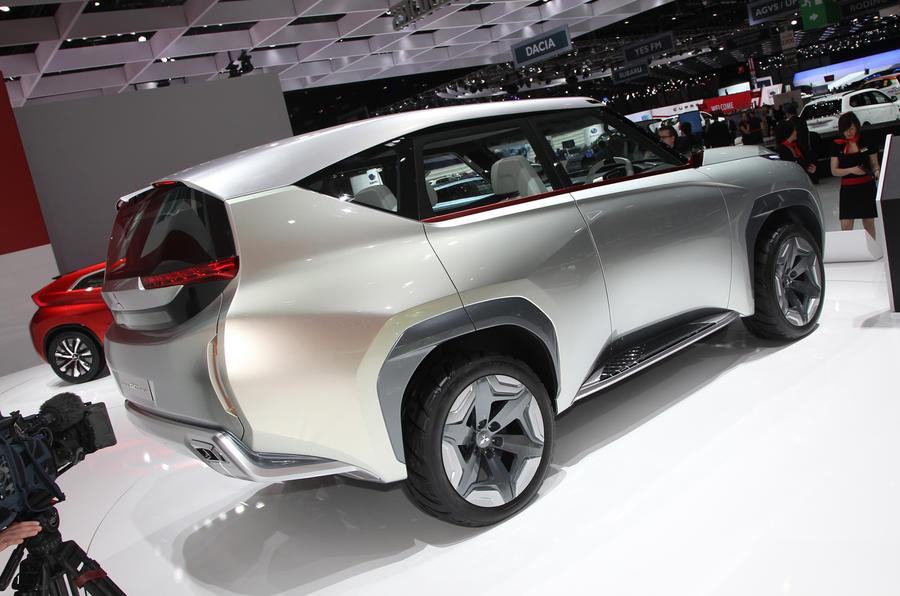 Mitsubishi concepts preview next ASX and Shogun
