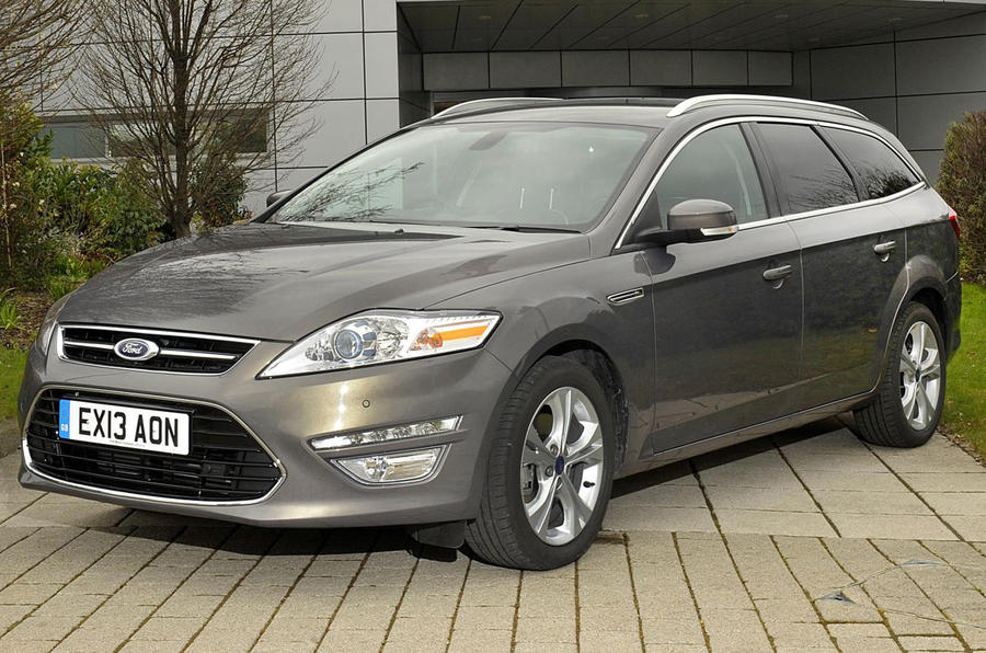 Ford Mondeo Titanium X Business Edition first drive