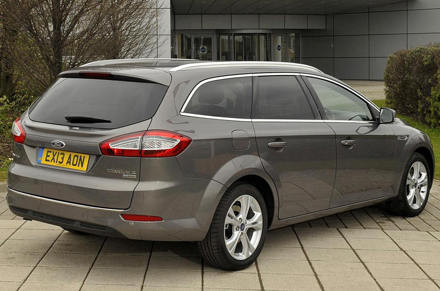 ford mondeo titanium x business edition first drive. Black Bedroom Furniture Sets. Home Design Ideas
