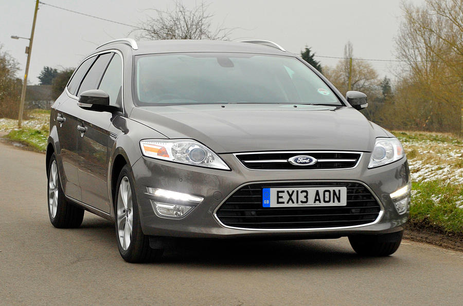 4 star Ford Mondeo Titanium X Business Edition