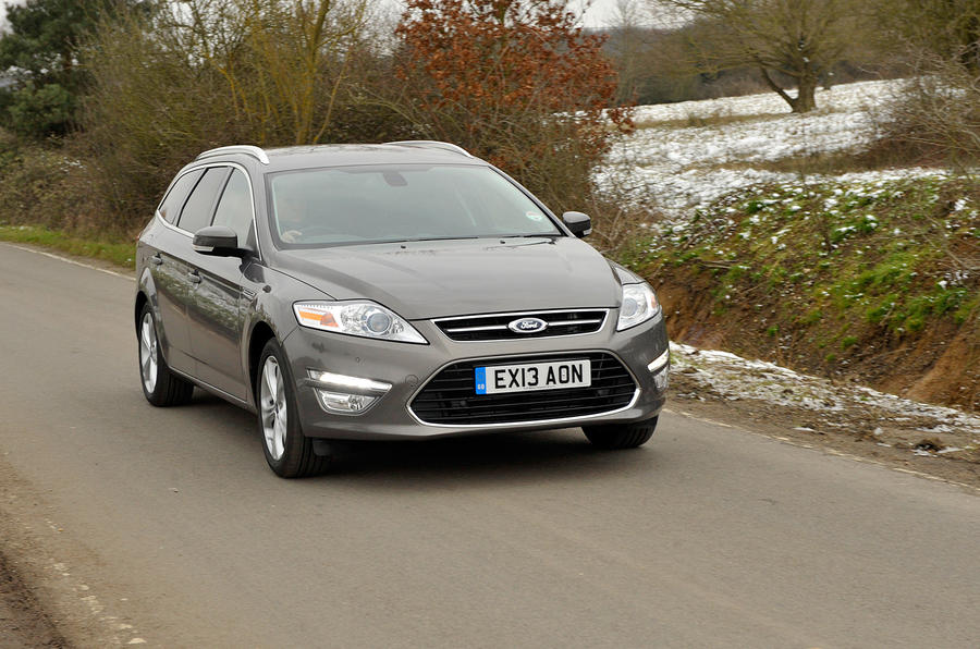 138bhp Ford Mondeo Titanium X Business Edition