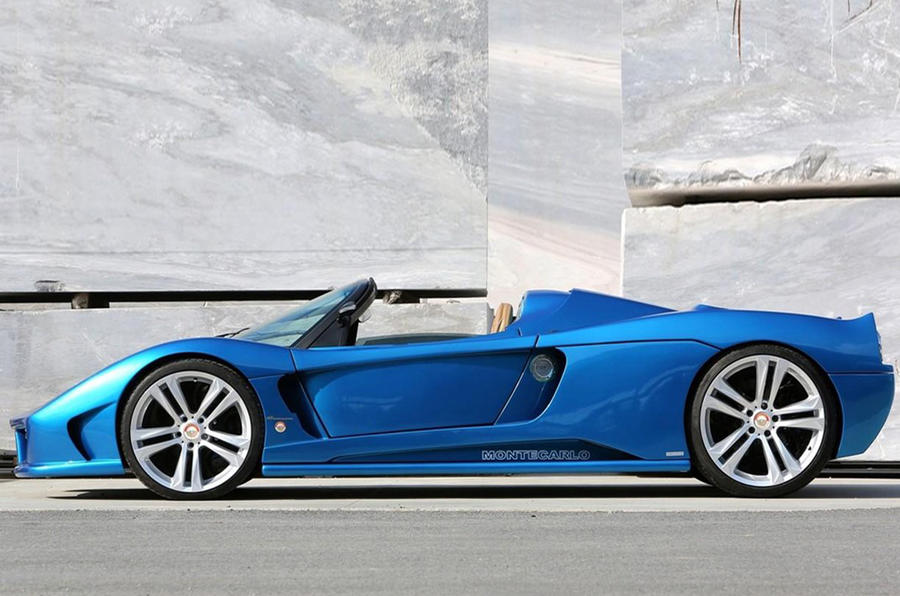 £425,000 Rascasse supercar unveiled