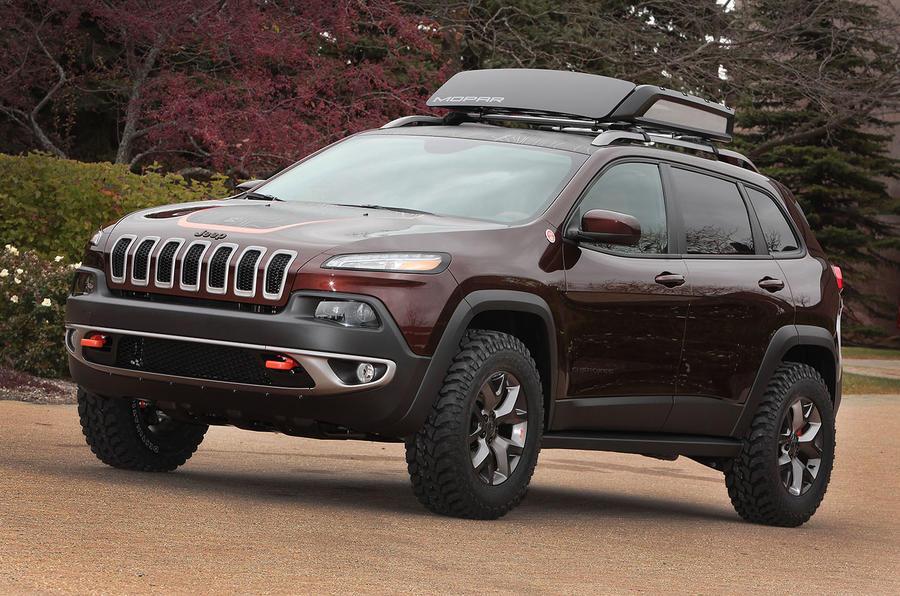 Chrysler readies 20-strong SEMA lineup