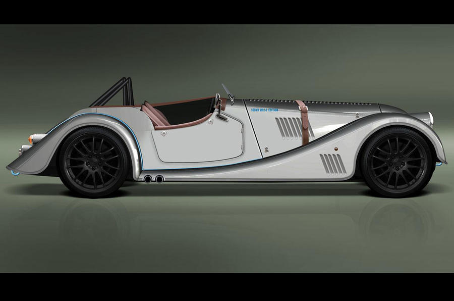 Morgan celebrates 100 years with Plus 8 Speedster