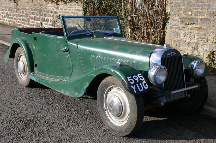 What's the oldest car on sale in the UK?