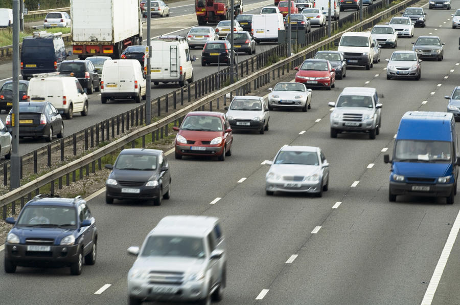Government announces £15bn road improvement plan
