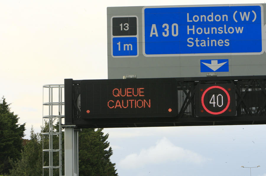 Are useless motorway orders a sign of the times?