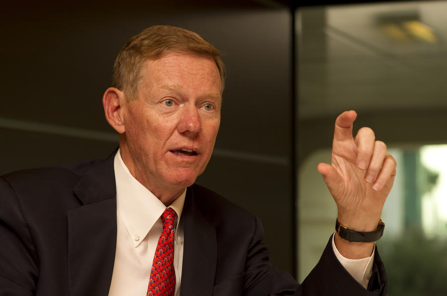 Early departure rumoured for Ford CEO Alan Mulally
