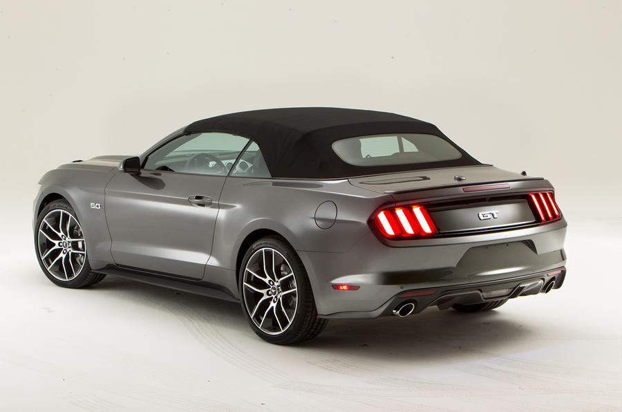 2015 ford mustang - right-hand drive picture, prices, specs and