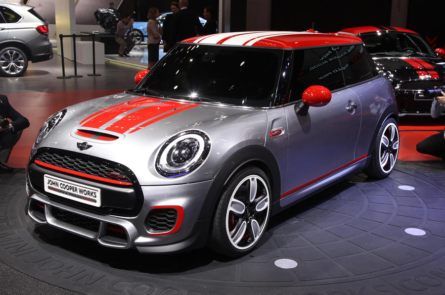 Future Mini JCW models to get new 230bhp petrol engine