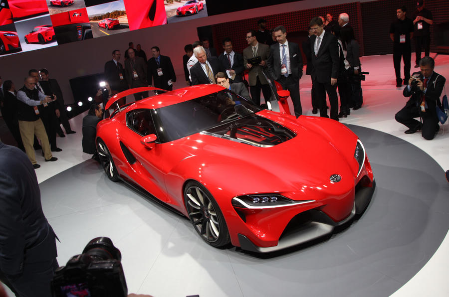 A glimmer of optimism at the Detroit motor show