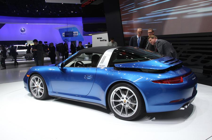Detroit motor show 2014: top five production cars