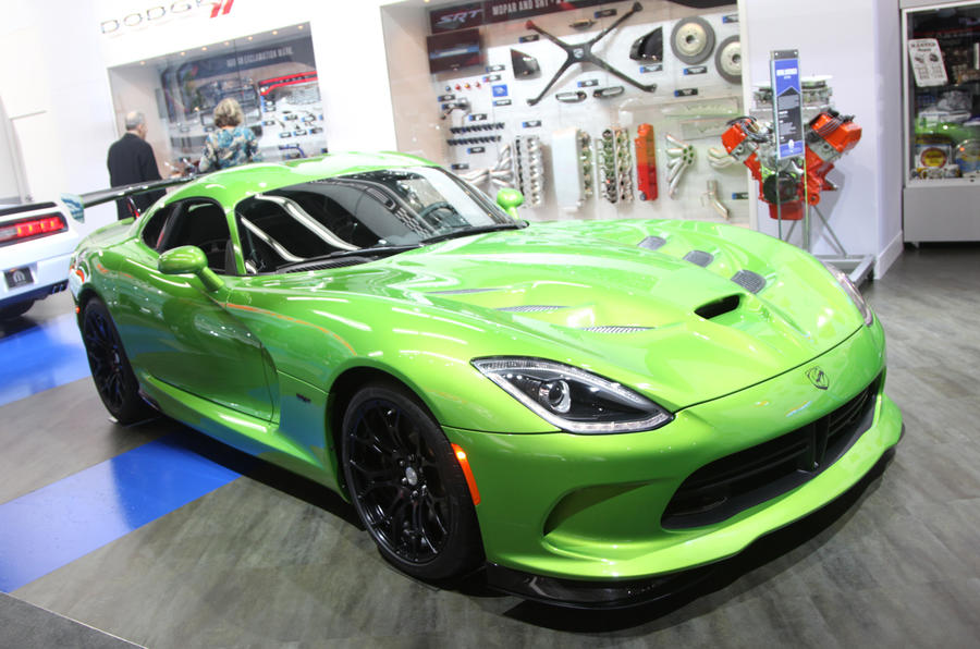 Detroit motor show 2014: Top five American cars