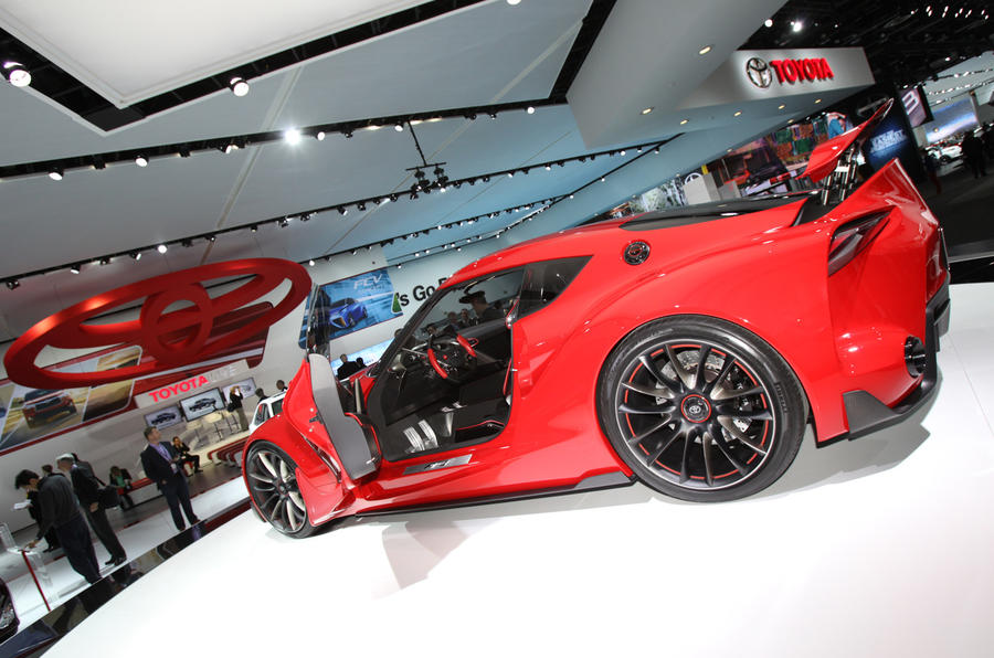 Detroit motor show 2014: Top concept cars