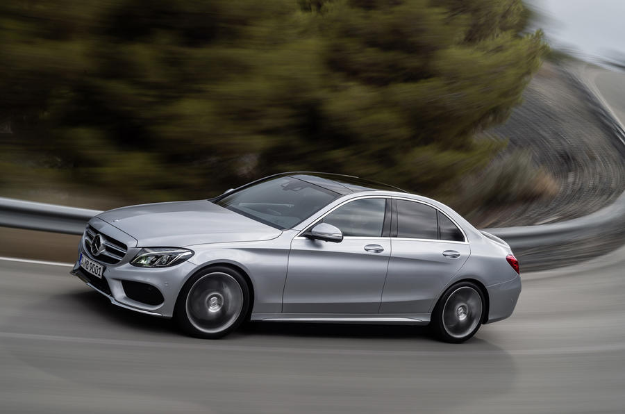 Mercedes plots expanded C-class model range