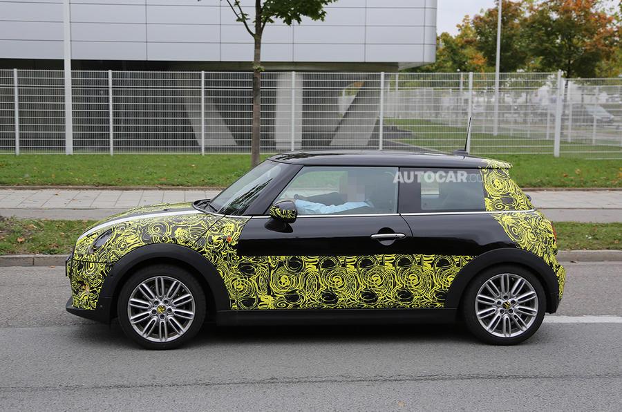 New Mini to get hybrid option