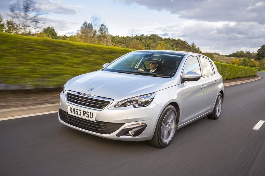 Peugeot 308 1.6 HDi first drive review