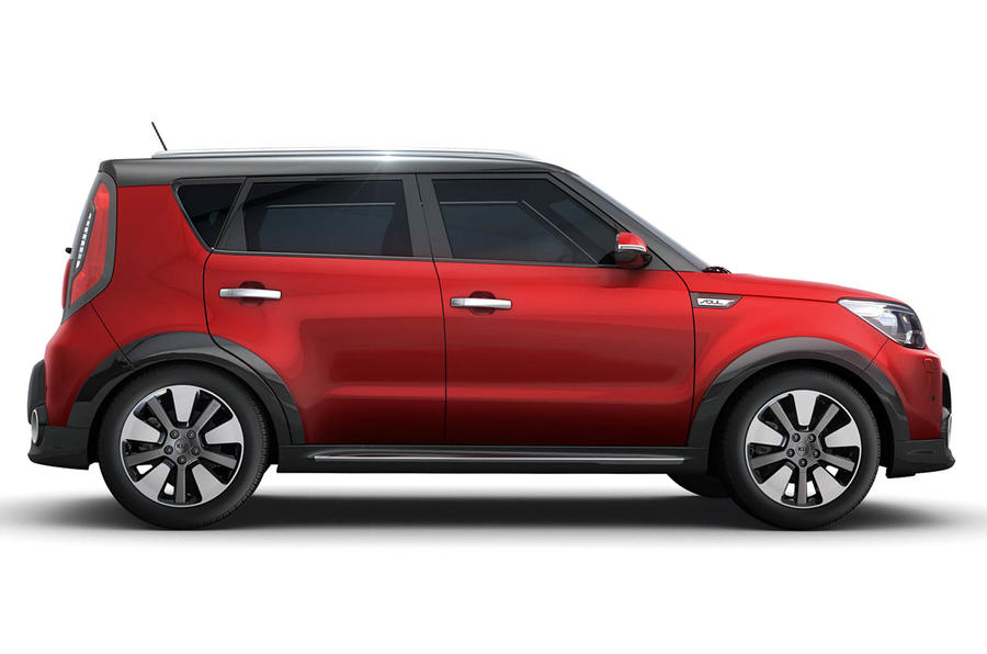 New Kia Soul unveiled in full European specification