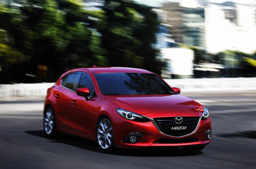 New Mazda 3 hatchback revealed
