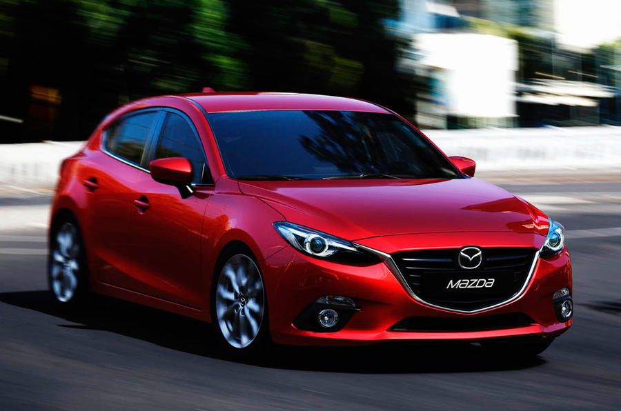 mazda 3 skyactiv g 2 0 petrol prototype first drive. Black Bedroom Furniture Sets. Home Design Ideas