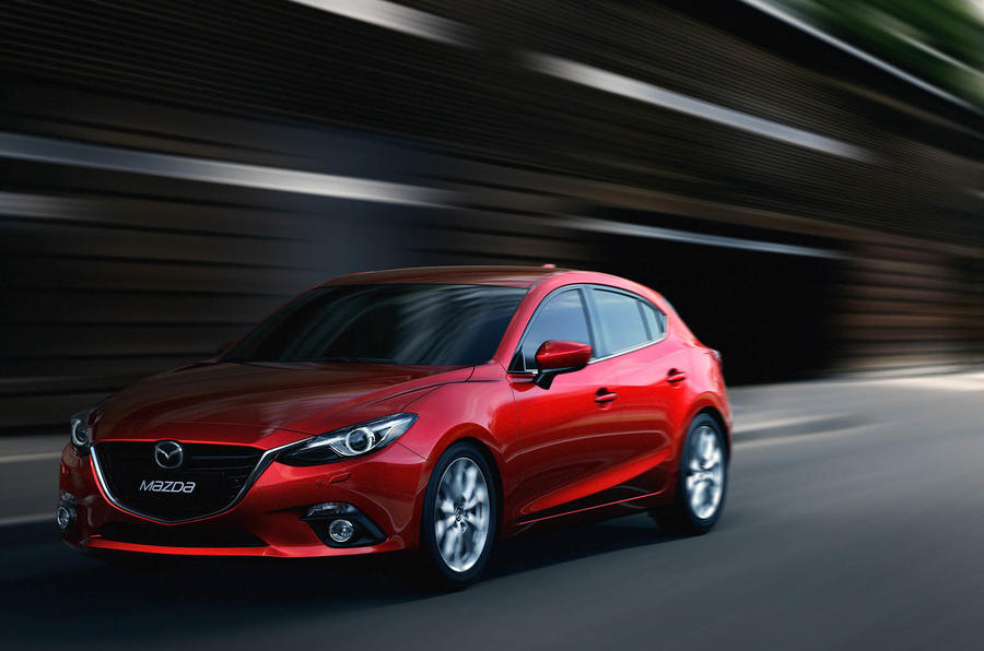Mazda 3 prototype first drive review