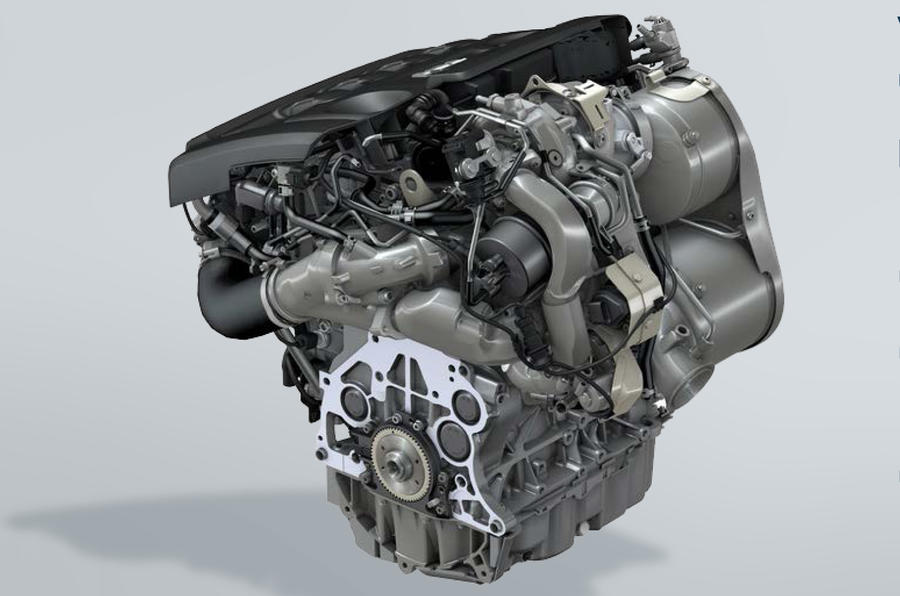 Volkswagen reveals new 268bhp diesel engine