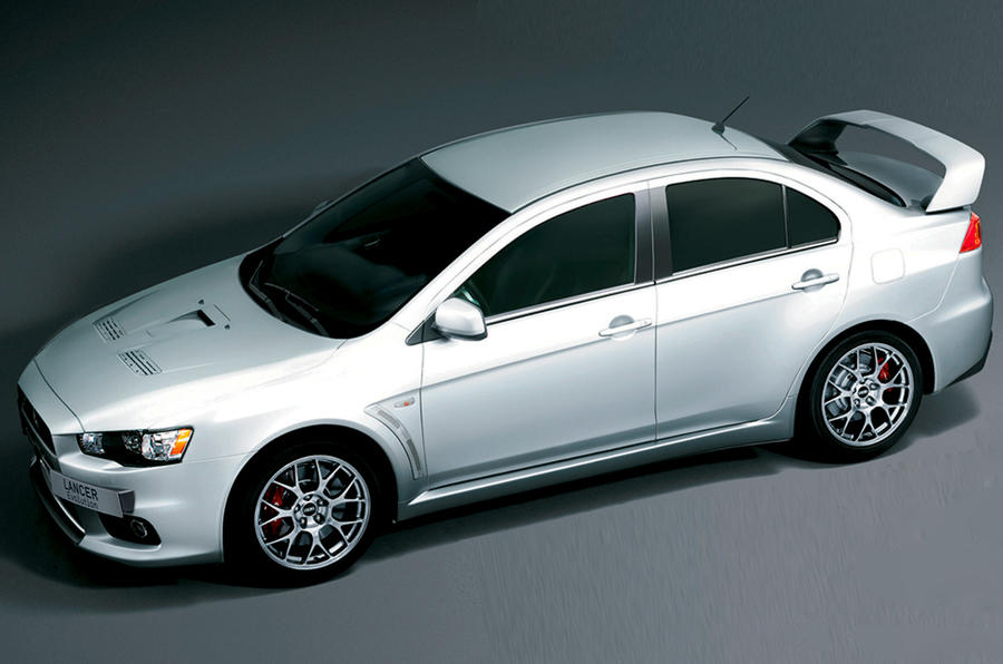 Mitsubishi confirms new Lancer Evolution X special edition