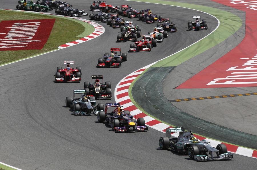 Fernando Alonso wins Spanish Grand Prix for Ferrari