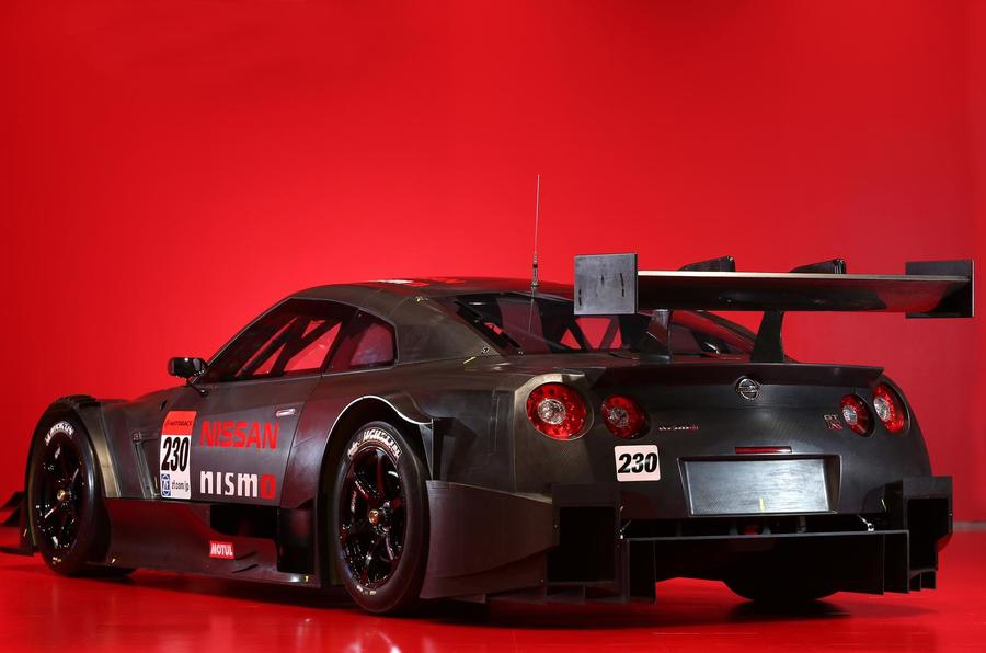 New Nissan GT-R Nismo GT500 racer revealed
