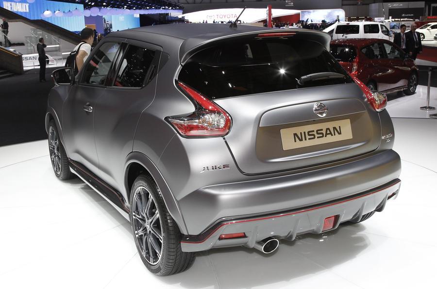 new nissan juke nismo rs on sale for 21 995 autocar. Black Bedroom Furniture Sets. Home Design Ideas