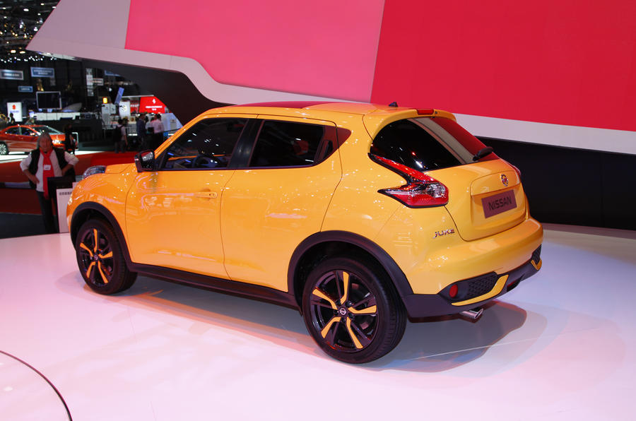 Facelifted Nissan Juke gets new engine