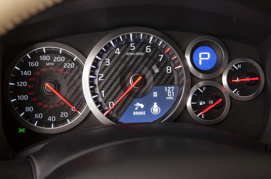 2014 Nissan GT-R revealed