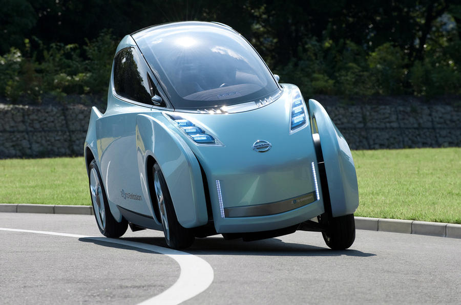 Quick News: Nissan's Twizy, MG6 kits, ONS production figures, BMW i3 release