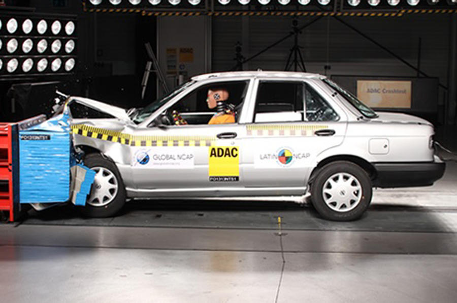 Global NCAP defends safety tests after Nissan chief's criticism