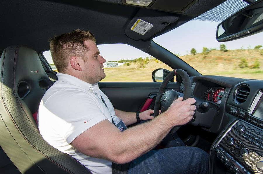 Driving the Nissan GT-R Nismo
