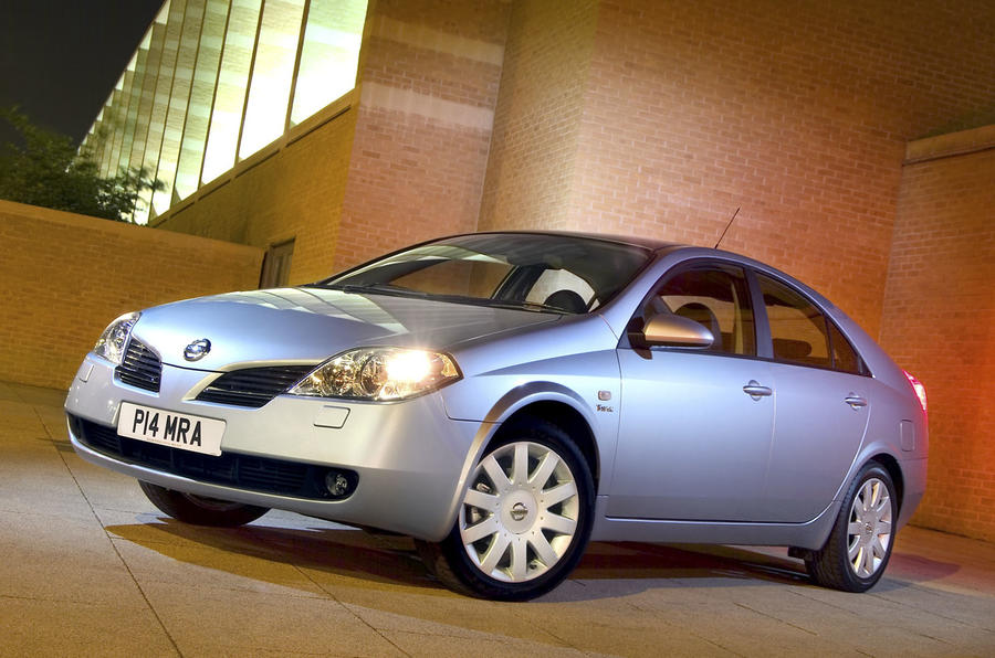 Nissan boss rules out new Primera
