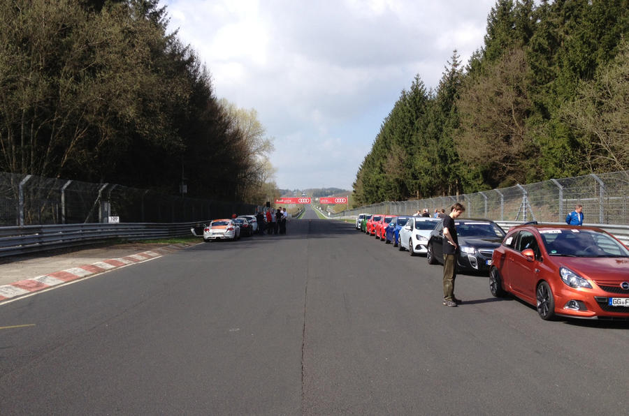 Nürburgring blog 3
