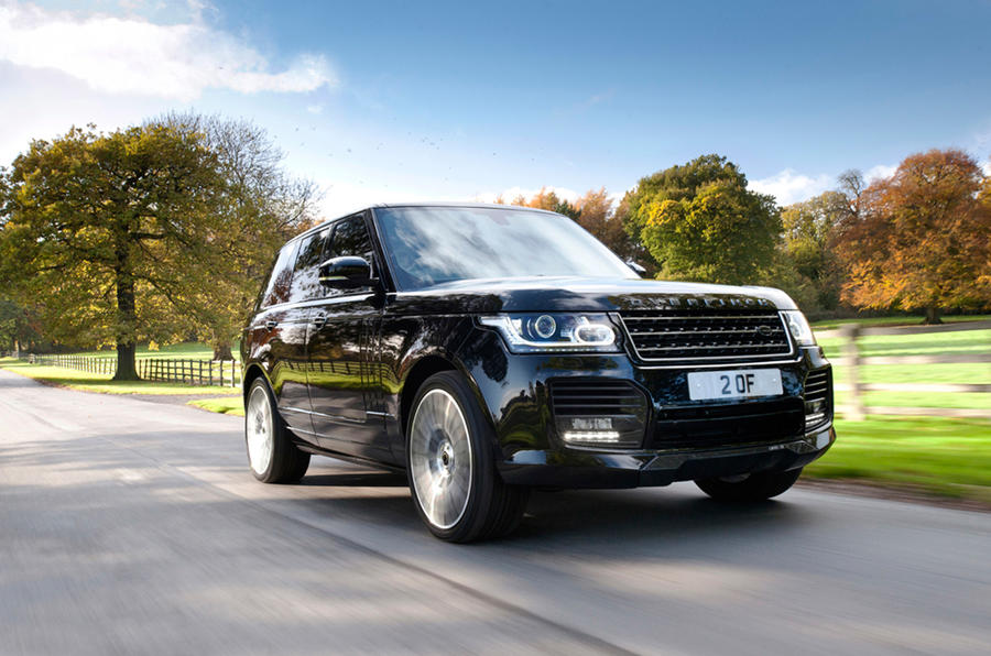 New Overfinch Range Rover revealed