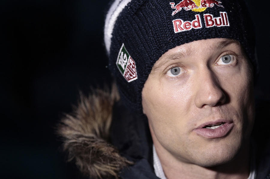 Monte Carlo Rally day two: Ogier's fightback