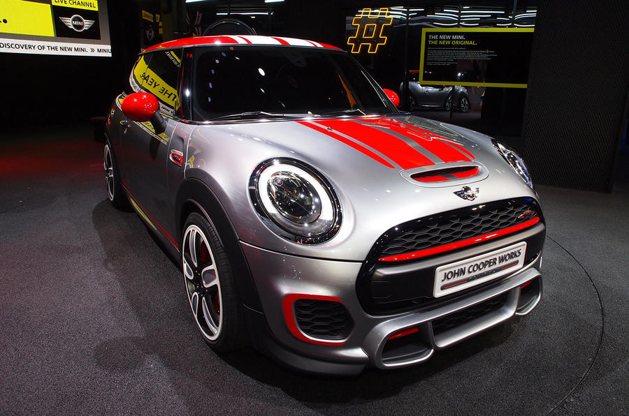 Mini should have UK design studio