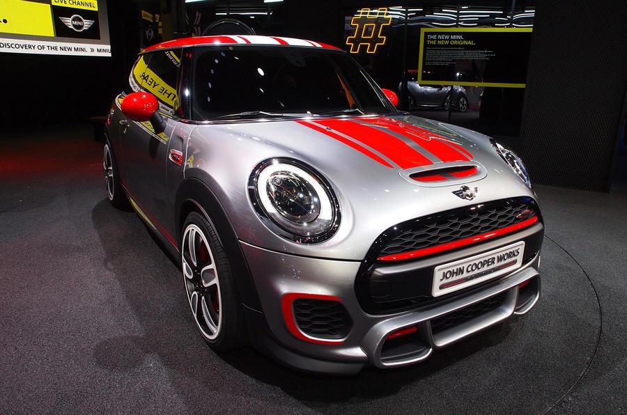 Mini should have UK design studio