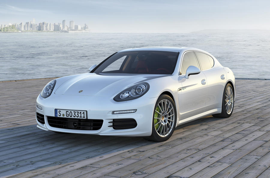 Next-gen Porsche Panamera to get mixed-materials platform