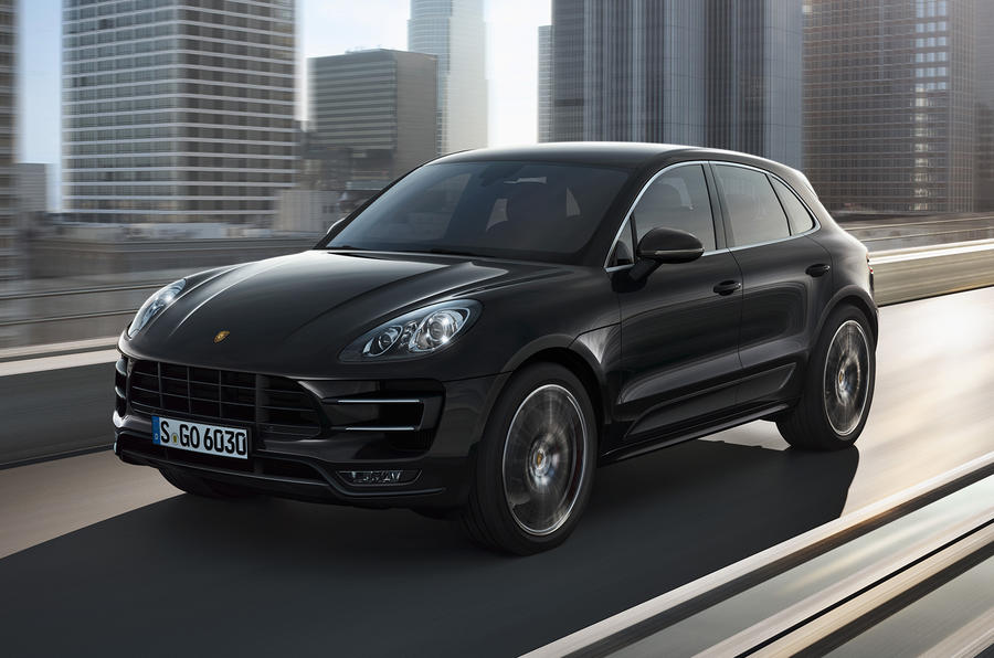 Video: New Porsche Macan first ride