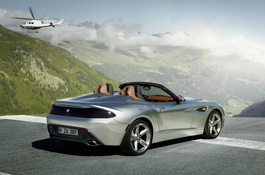 BMW Zagato Roadster makes Pebble Beach bow | Autocar