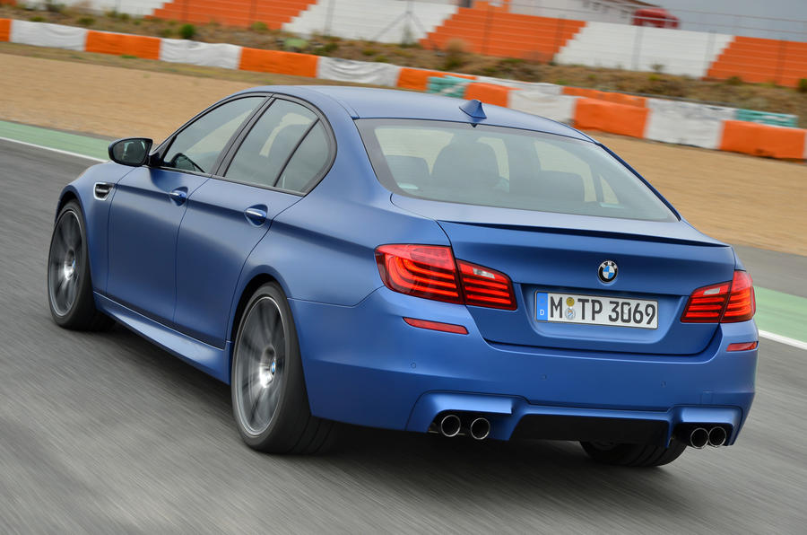 567bhp BMW M5 Competition Package